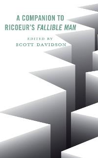 Cover A Companion to Ricoeur's Fallible Man