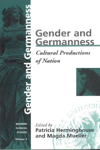 Cover Gender and Germanness