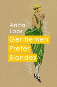 Cover Gentlemen Prefer Blondes
