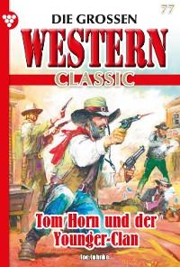 Cover Die großen Western Classic 77 – Western