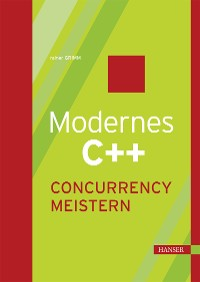 Cover Modernes C++: Concurrency meistern