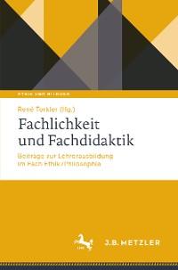 Cover Fachlichkeit und Fachdidaktik