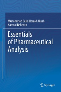 Cover Essentials of Pharmaceutical Analysis