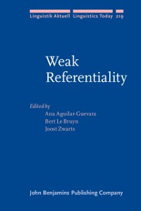 Cover Weak Referentiality