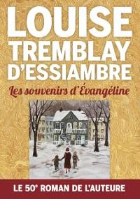 Cover Les souvenirs d'Evangeline