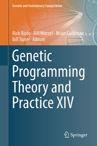 Cover Genetic Programming Theory and Practice XIV