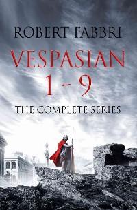 Cover The Complete Vespasian Boxset