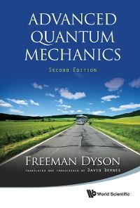 Cover Advanced Quantum Mechanics (Second Edition)