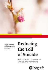 Cover Reducing the Toll of Suicide