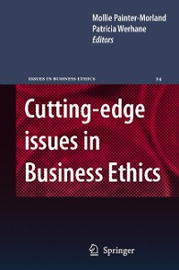 Cover Cutting-edge Issues in Business Ethics