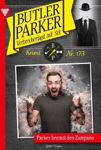 Cover Butler Parker 173 – Kriminalroman