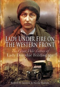 Cover Lady Under Fire on the Western Front