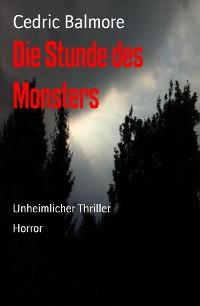 Cover Die Stunde des Monsters