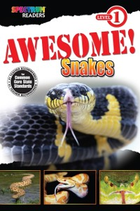 Cover Awesome! Snakes