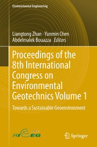 Cover Proceedings of the 8th International Congress on Environmental Geotechnics Volume 1
