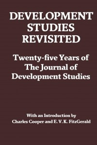 Cover Development Studies Revisited