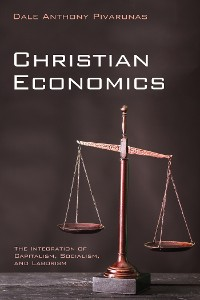 Cover Christian Economics