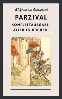 Cover Wolfram von Eschenbach - Parzival