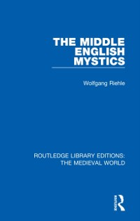 Cover Middle English Mystics