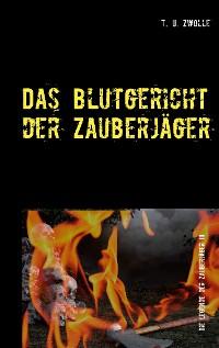 Cover Das Blutgericht der Zauberjäger