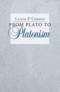 Cover From Plato to Platonism