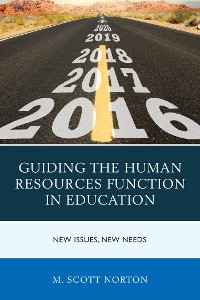 Cover Guiding the Human Resources Function in Education