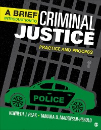 Cover A Brief Introduction to Criminal Justice