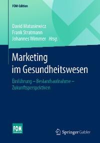 Cover Marketing im Gesundheitswesen