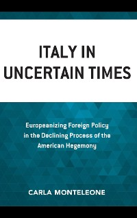 Cover Italy in Uncertain Times