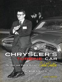 Cover Chrysler's Turbine Car