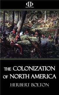 Cover The Colonization of North America