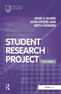 Cover Management of a Student Research Project