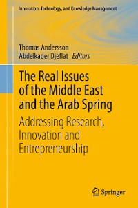 Cover The Real Issues of the Middle East and the Arab Spring