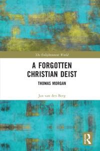 Cover Forgotten Christian Deist
