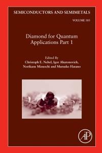 Cover Diamond for Quantum Applications Part 1