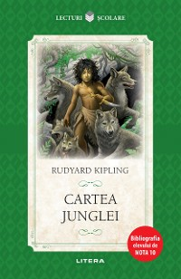 Cover Cartea junglei