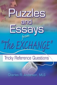 Cover Puzzles and Essays from 'The Exchange'