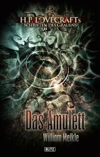 Cover Lovecrafts Schriften des Grauens 01: Das Amulett