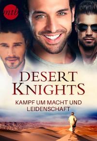 Cover Desert Knights - Kampf um Macht und Leidenschaft