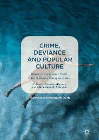 Cover Crime, Deviance and Popular Culture