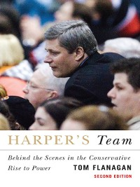Cover Harper's Team