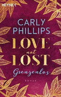 Cover Love not Lost - Grenzenlos