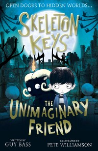 Cover Skeleton Keys: The Unimaginary Friend