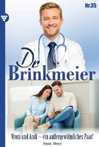 Cover Dr. Brinkmeier 35 – Arztroman