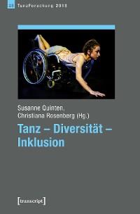 Cover Tanz - Diversität - Inklusion