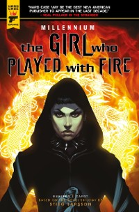 Cover Girl Who Played With Fire collection