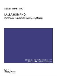 Cover Lalla Romano