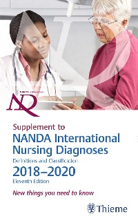 Cover Supplement to NANDA International Nursing Diagnoses: Definitions and Classification, 2018-2020 (11th Edition)