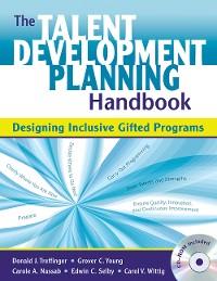 Cover The Talent Development Planning Handbook