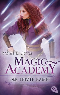 Cover Magic Academy - Der letzte Kampf